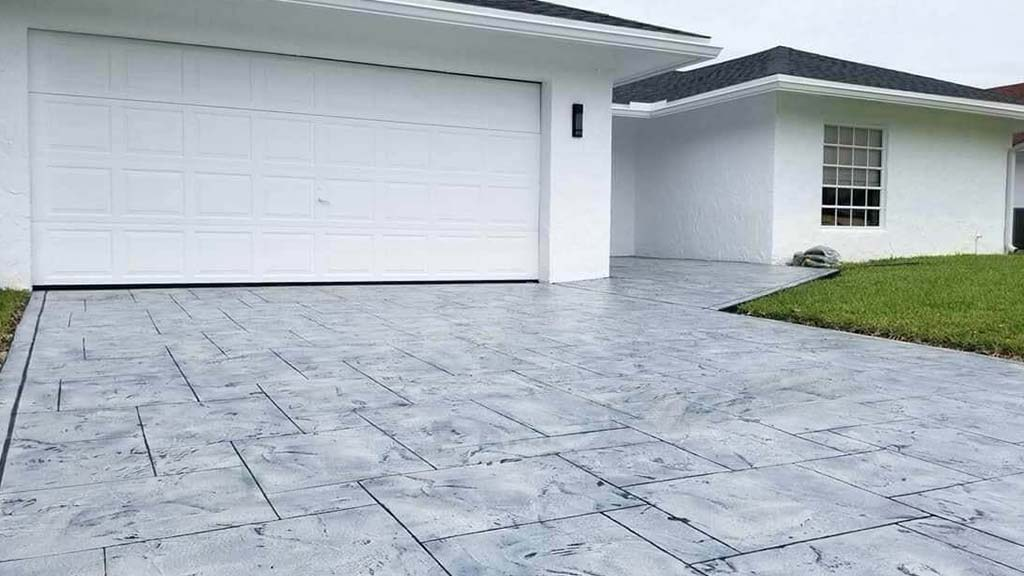 concrete driveway resurfacing gray stone texture nsmall